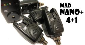 Sada nejmenších signalizátorů na trhu !! Mad Nano+ Wireless Alarm Set