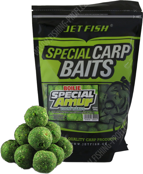 BOILIES, POP-UP