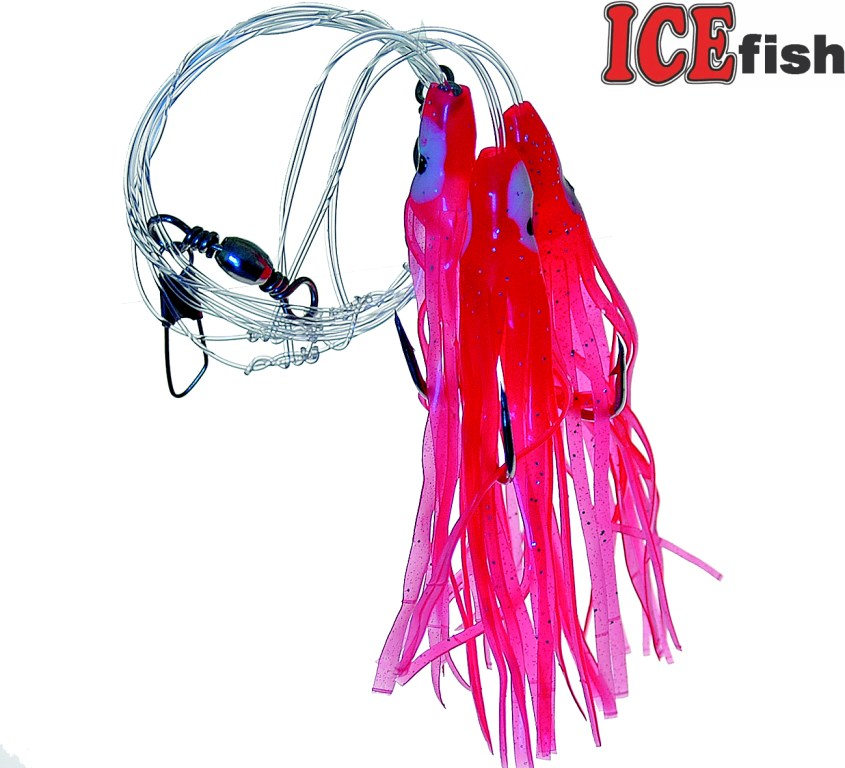 Ice Fish - Chobotnice C 12cm