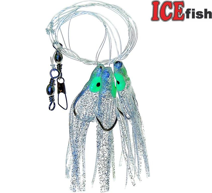 Ice Fish - Chobotnice D 12cm