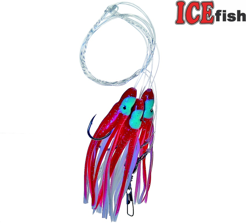 Ice Fish - Chobotnice E 12cm