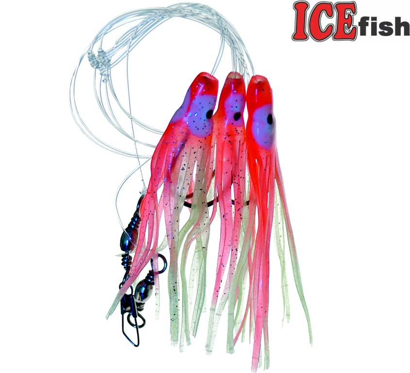 Ice Fish - Chobotnice G 12cm