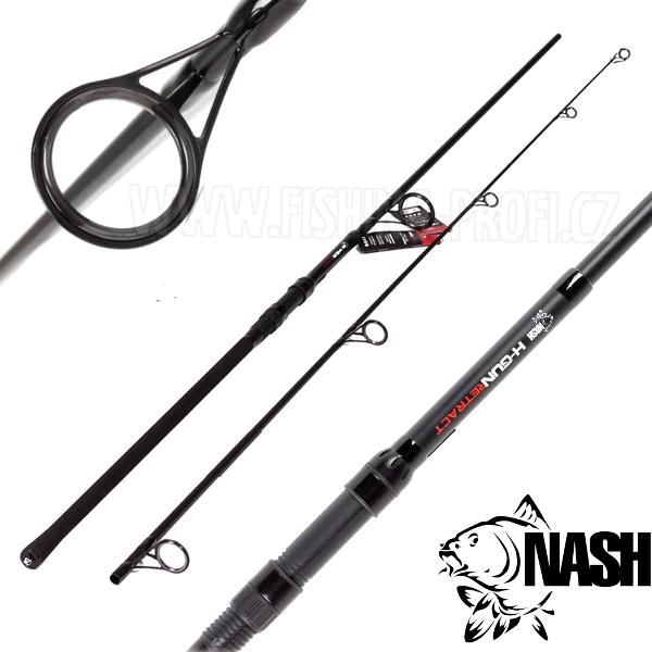 Kevin Nash H-Gun Retract Spod/Marker 12ft 360cm / 4,50 lbs. / 2-díl