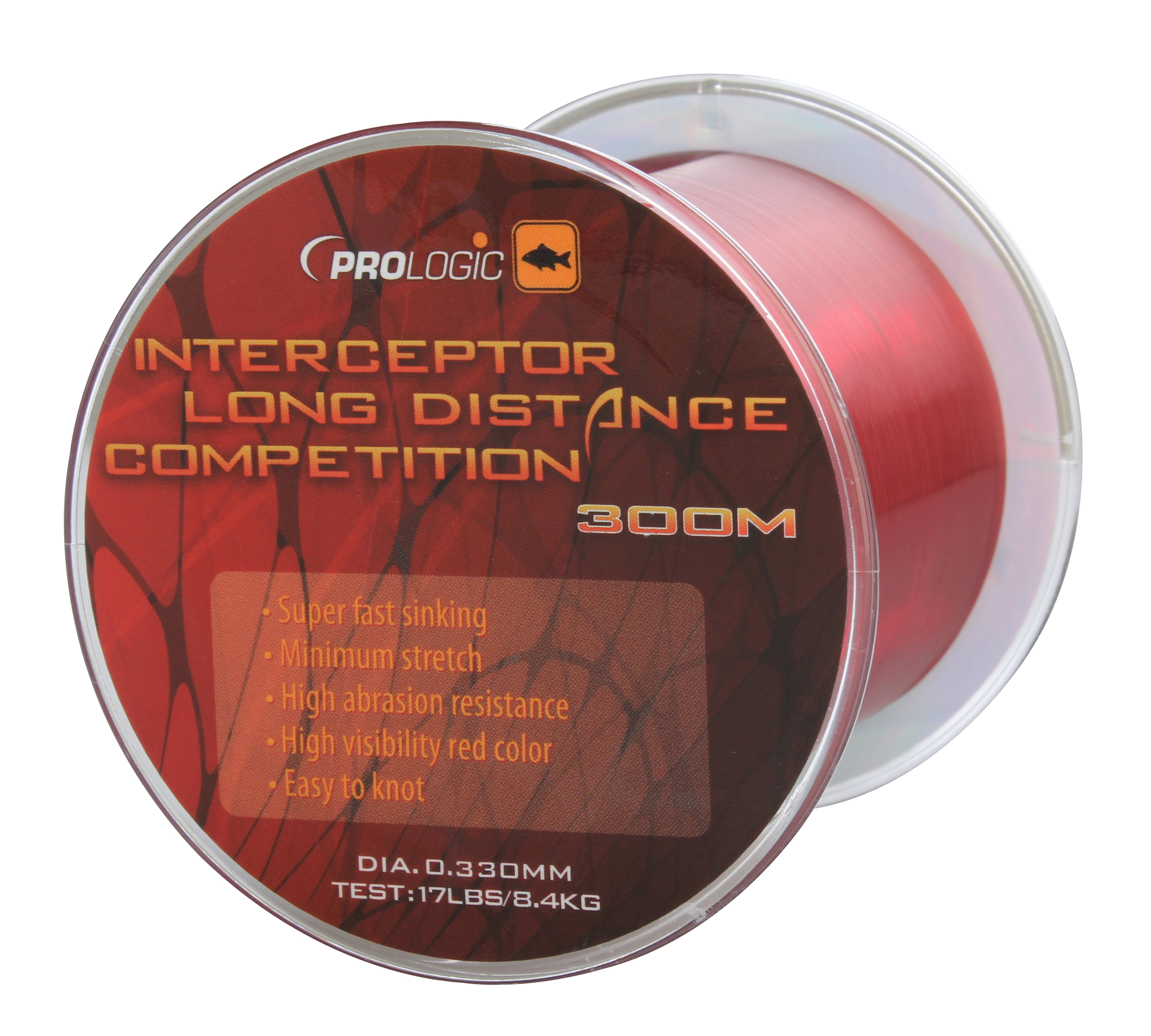 PROLOGIC - Vlasec Interceptor Competetion Long Distance 300m / 0,30mm / 7,1kg / poslední kus