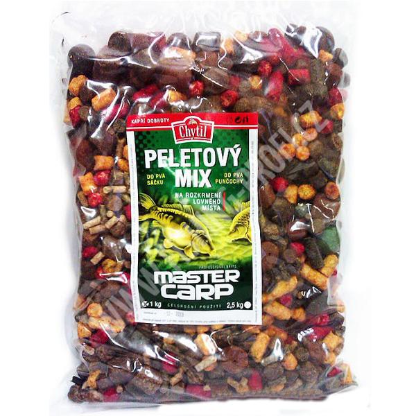 pelety Chytil Peletový Mix 2,5kg