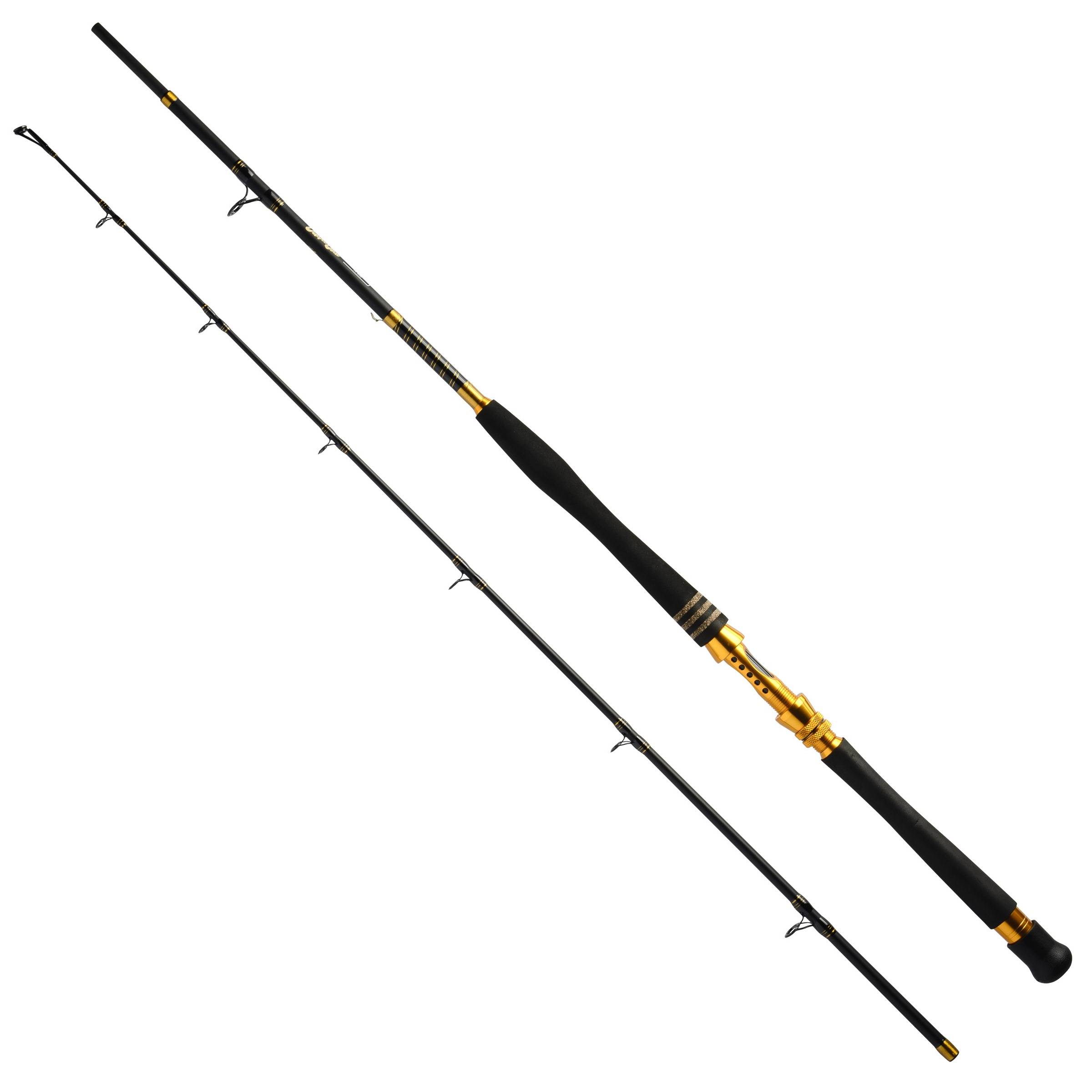 GIANTS FISHING Prut Deluxe Boat 210cm 50lb 2-díl