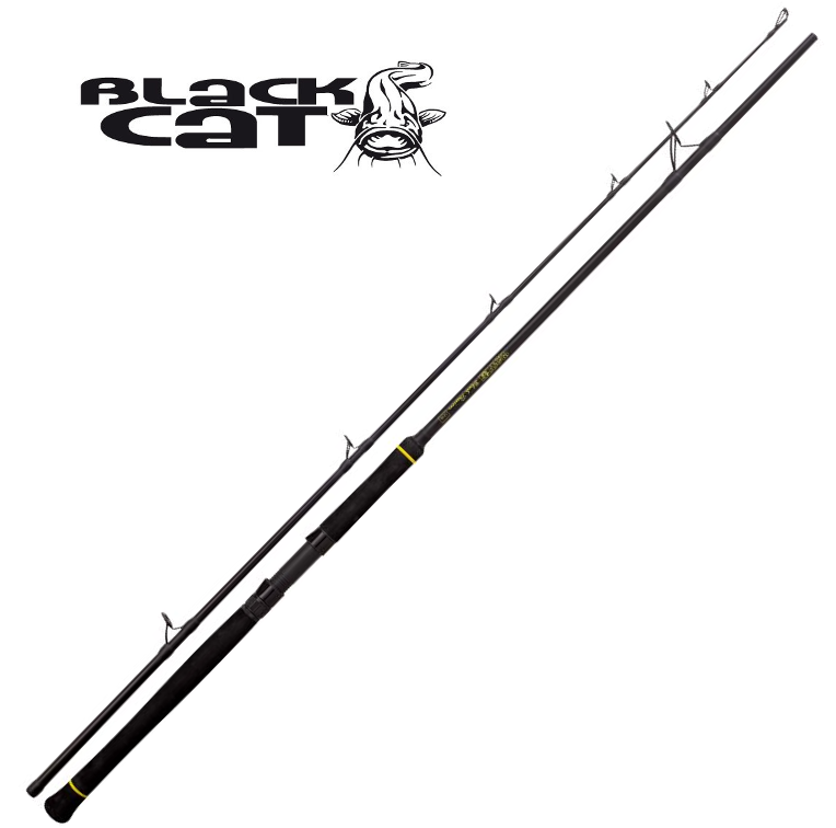 BLACK CAT - Prut Black Passion Spin 270cm / 50-200g / 2-díl