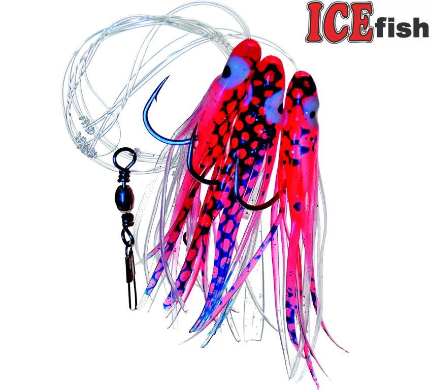 Ice Fish - Chobotnice A 10cm