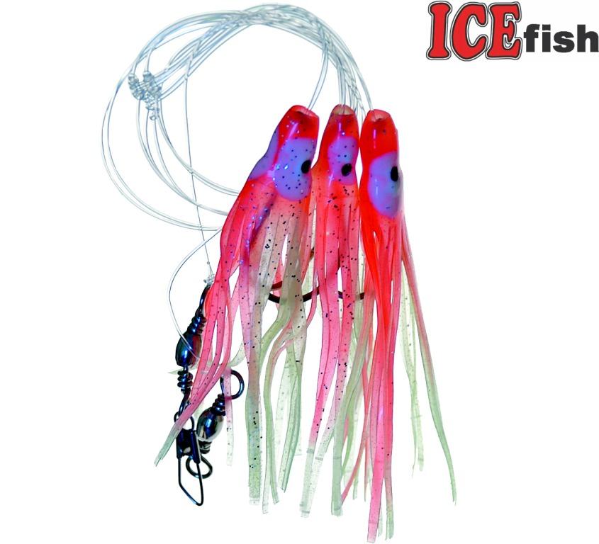 Ice Fish - Chobotnice G 10cm