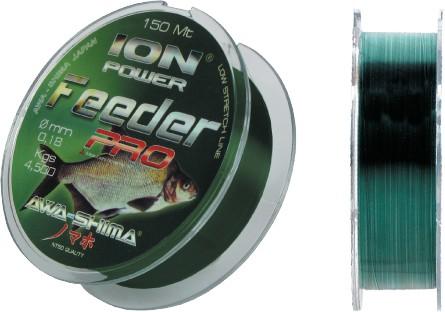 vlasec Awa-Shima Ion Power Feeder Pro 150m / 0,16mm / 3,7kg