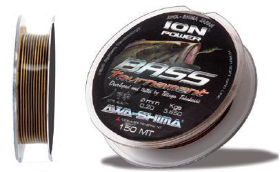 vlasec Awa-Shima Ion Power Bass Tournament 150m / 0,18mm / 4,9kg