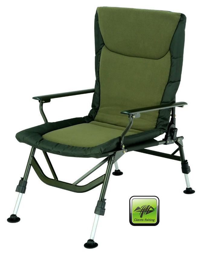 sedačka Giants Fishing Senso Fleece Chair