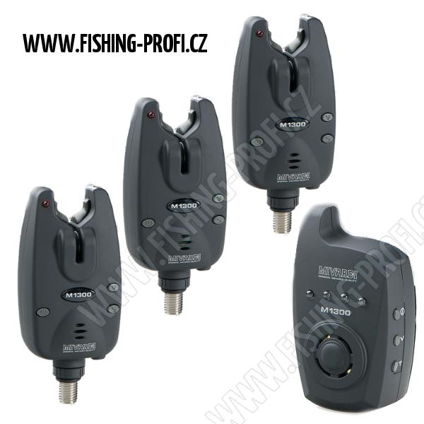 sada signalizátorů Mivardi Combo M1300 Wireless 3+1