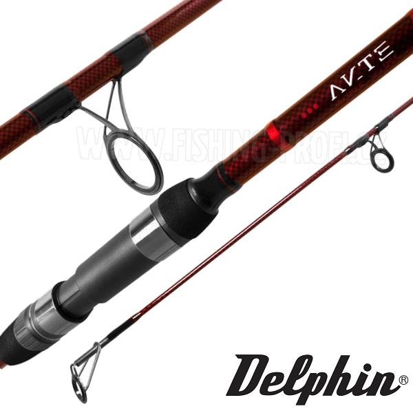 Delphin Etna Carp 360 cm / 3lbs / 3-díl