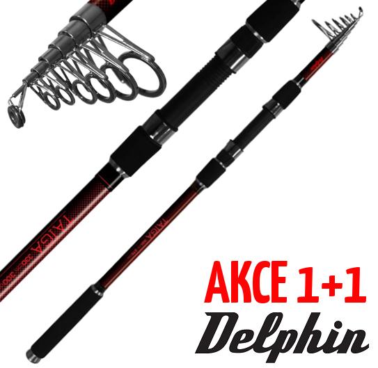 AKCE 1+1 - Delphin Taiga 330cm / 3,00lbs.