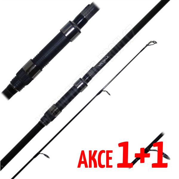 AKCE 1+1 - Shakespeare Cypry Carp 360cm / 3,00lbs / 2-díl