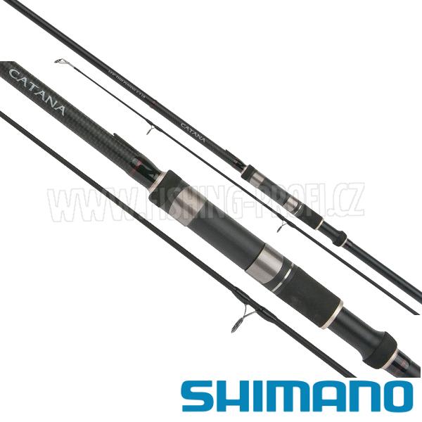 Shimano Catana CX Specimen 360cm / 3lbs. / 3-díl