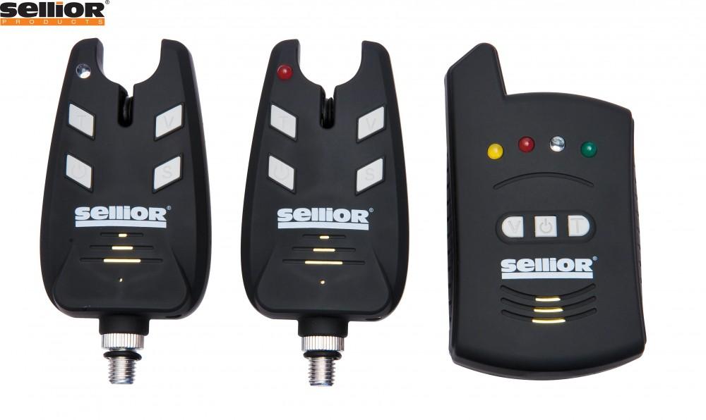 sada signalizátorů Sellior Booster 2+1