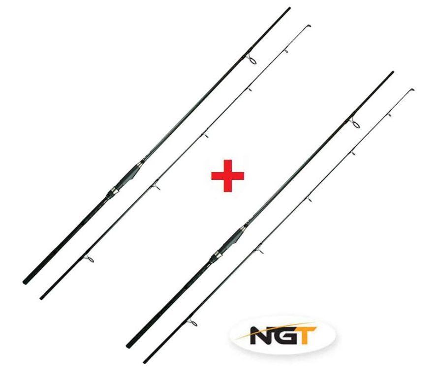 AKCE 1+1 - NGT Dynamic Margin Stalker 9ft 270cm / 2,50lbs. / 2-díl