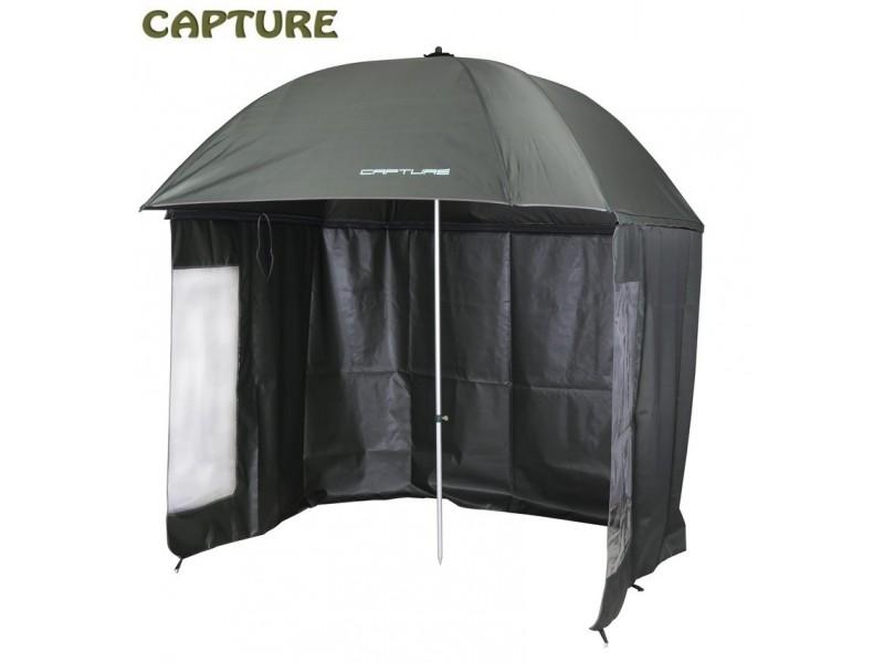 deštník s bočnicí JAF Capture Master OX New 250cm