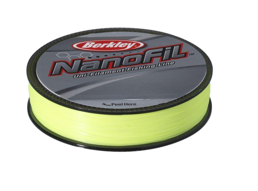 nano vlasec Berkley Nanofil 125m / 0,17mm / 9,723kg