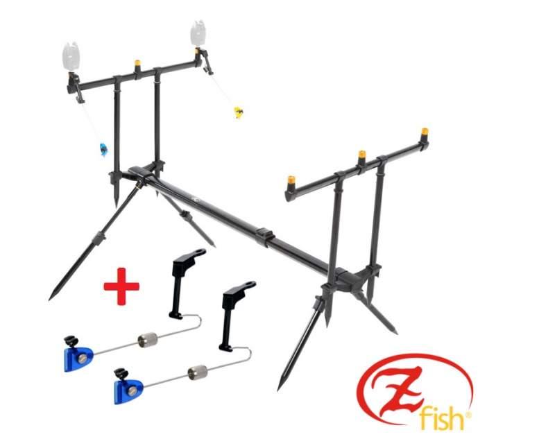 stojan na pruty Zfish Rod Pod Classic 3Rods + ZDARMA 2ksSwinger ExtraCarp