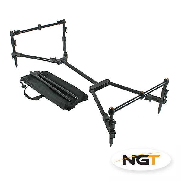 stojan na pruty NGT Nomadic Rod Pod
