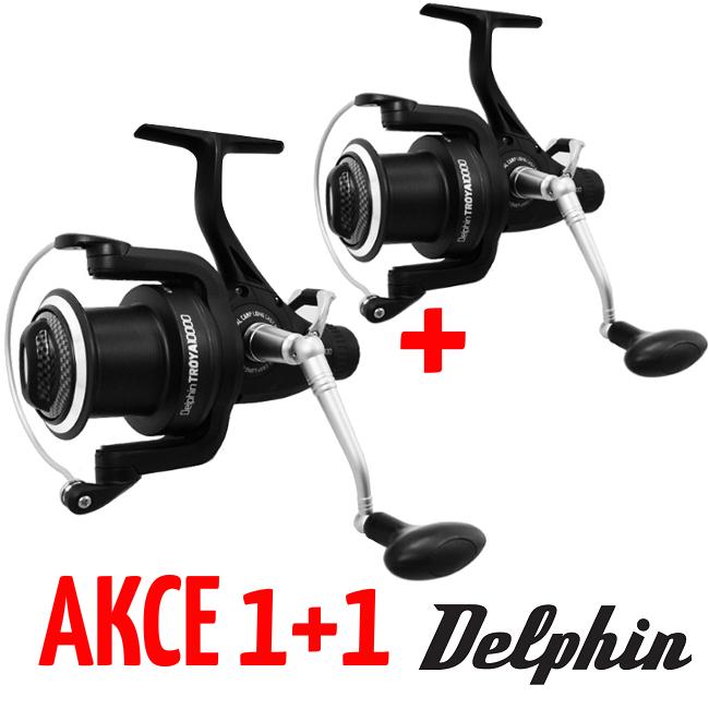 AKCE 1+1 - Delphin Troya 10000