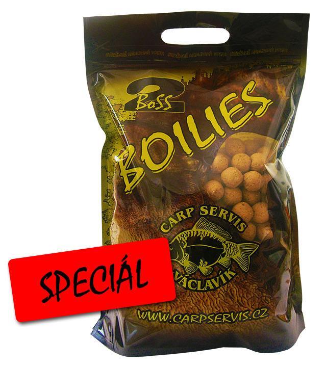 C.S. Vaclavík Boilies Boss2 SPECIÁL 2,5kg