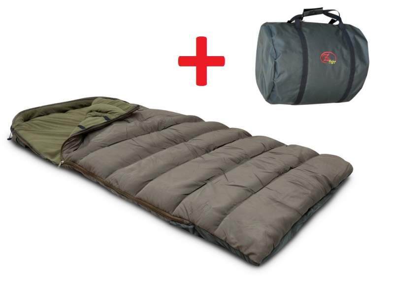 ZFISH- Spací pytel Sleeping Bag Royal 5 Season + ZDARMA taška