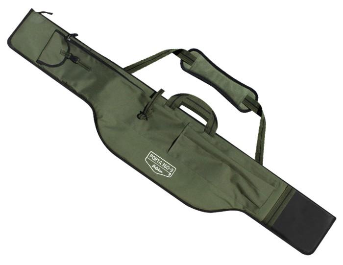 dvoukomorové pouzdro Delphin Porta 360-3 / 140cm