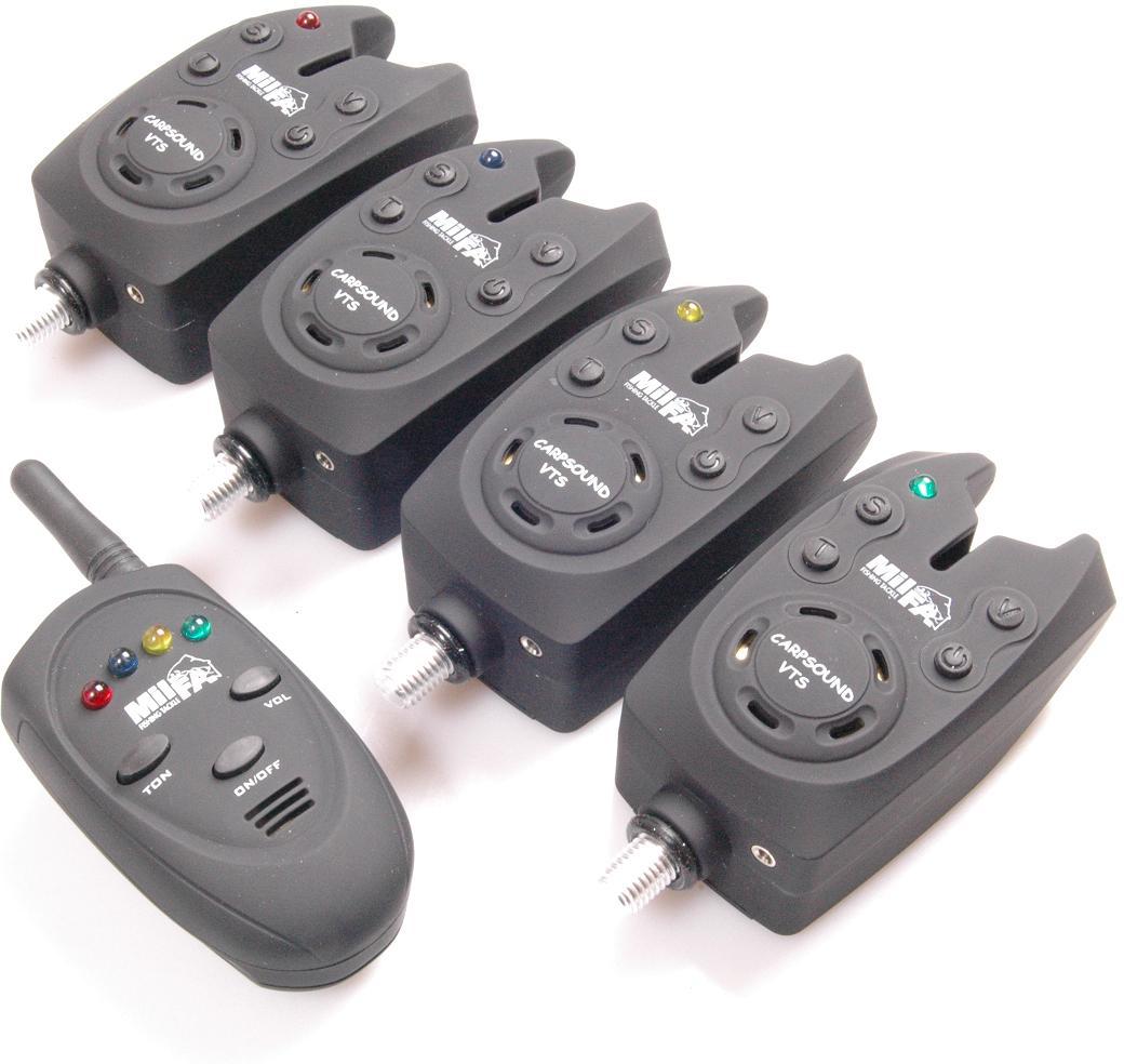 MILFA Signalizátory s příposlechem Carpsound VTS 2+1 70cde987dad