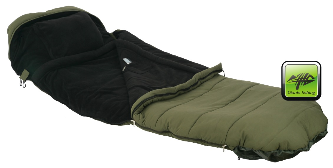 spací pytel Giants Fishing Extreme 5 Season Sleeping Bag