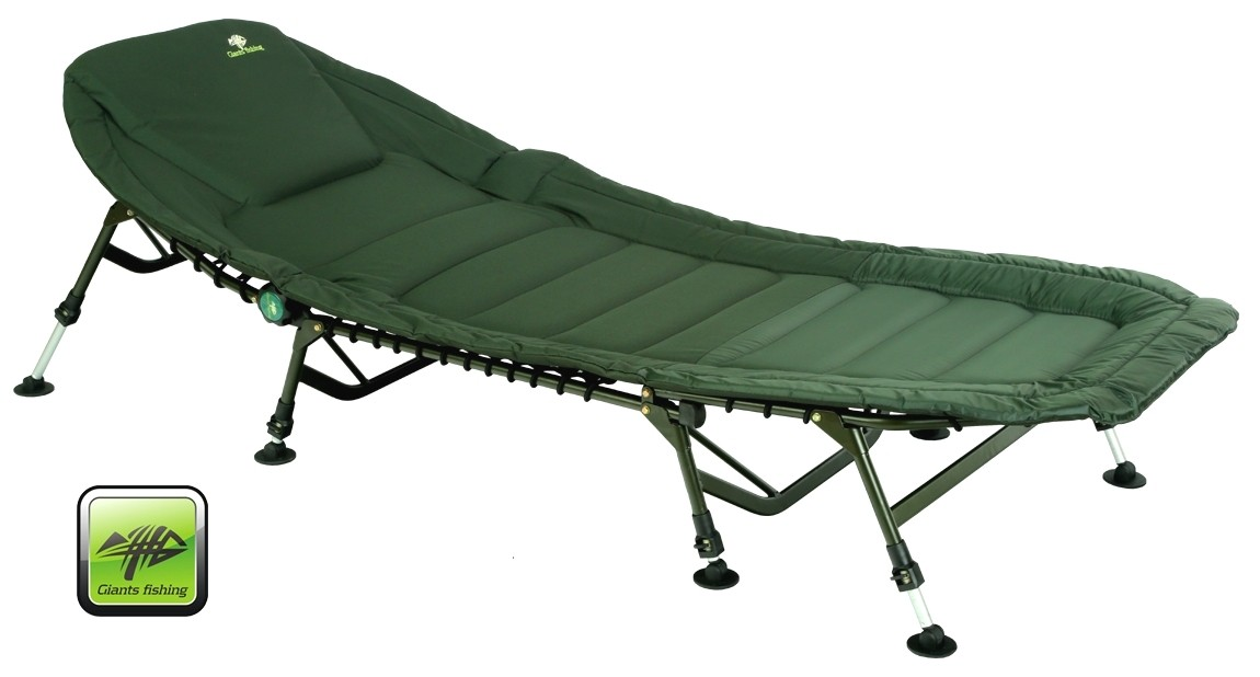 GIANTS FISHING - Lehátko Specialist Plus 8Leg Bedchair