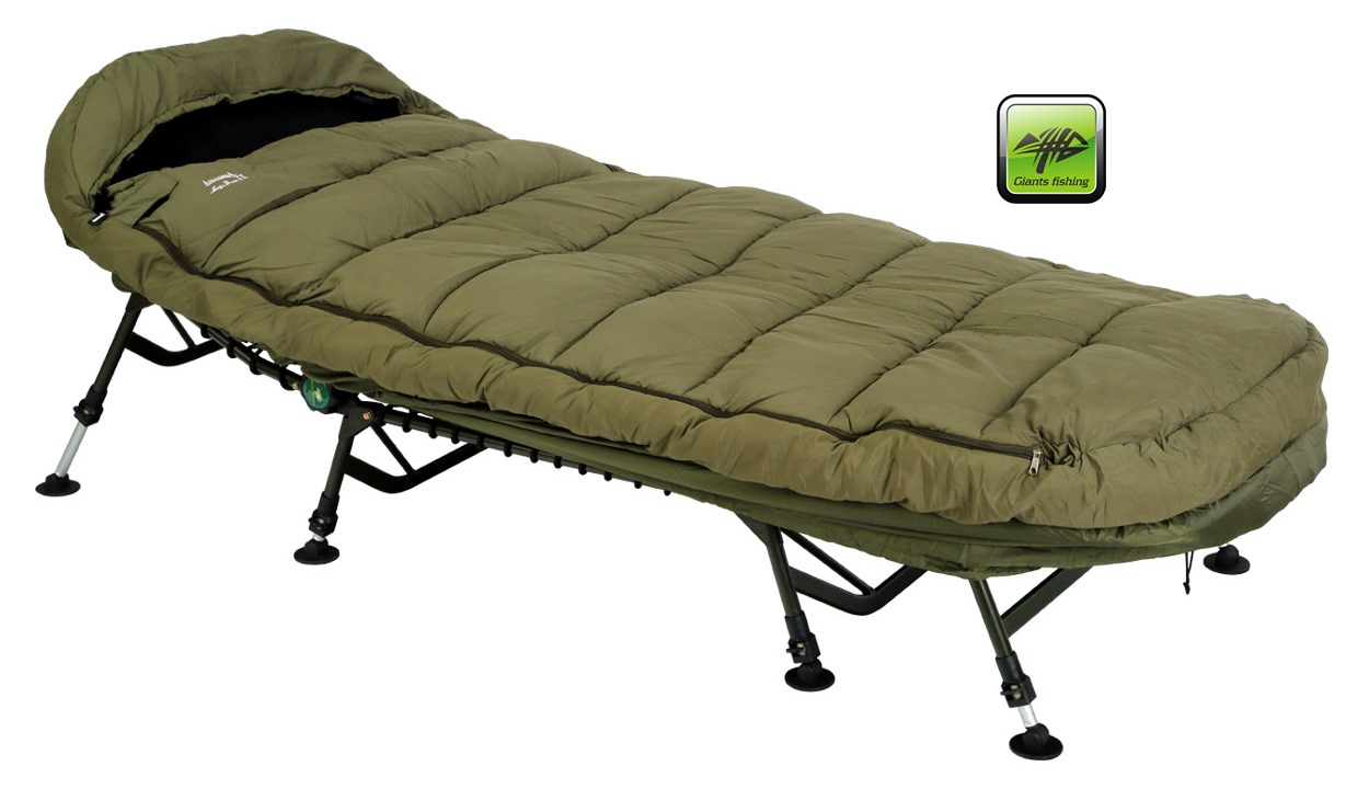 spací pytel Giants Fishing 5 Season LXR Sleeping Bag