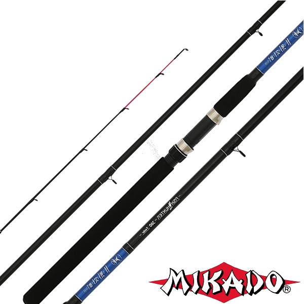 MIKADO - Prut Fish Hunter Feeder 330cm / do 100gr.