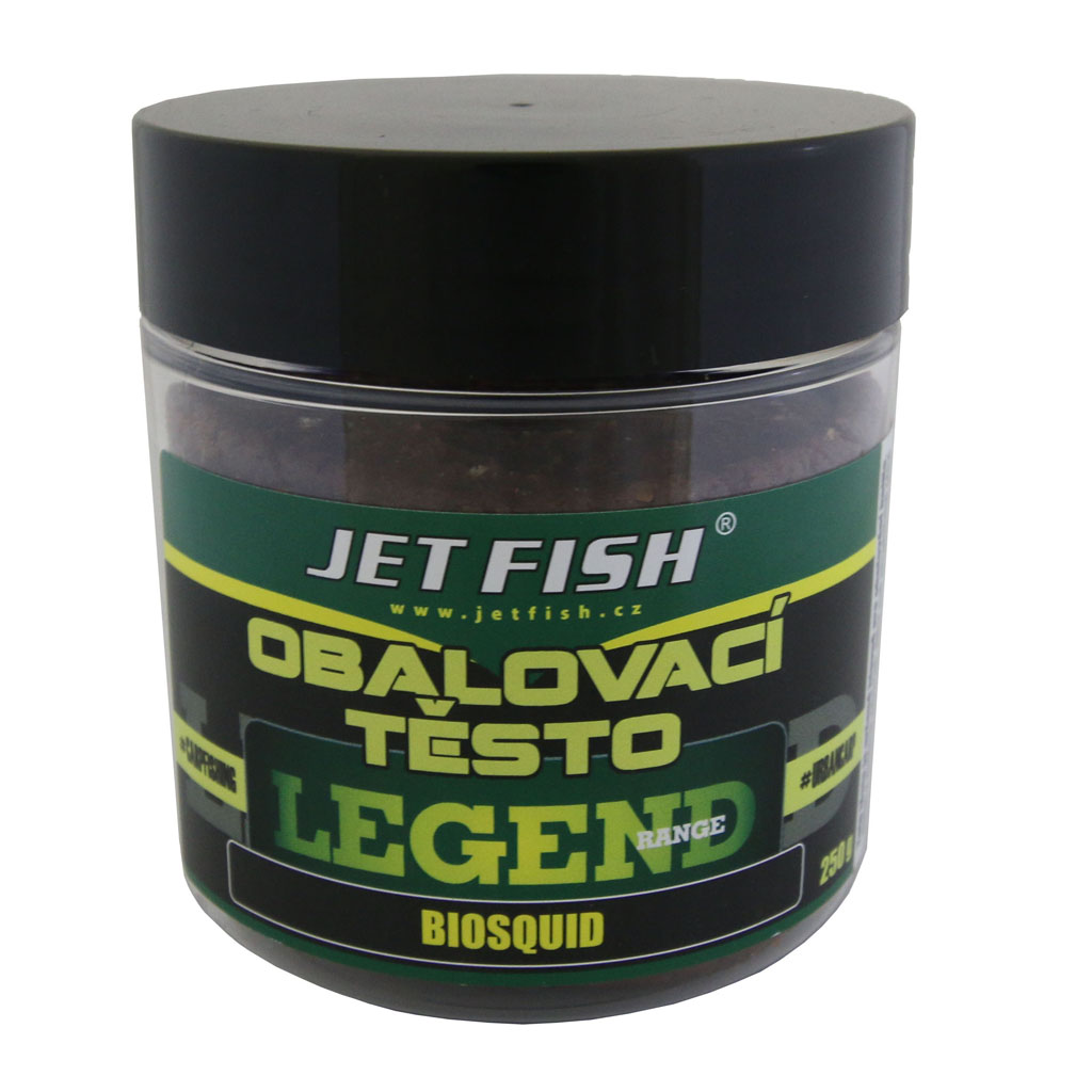 JET FISH Těsto LEGEND RANGE 250g