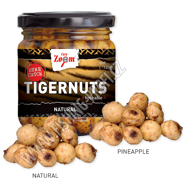 CARP ZOOM - Tygří ořech Tigernuts 220ml / natural