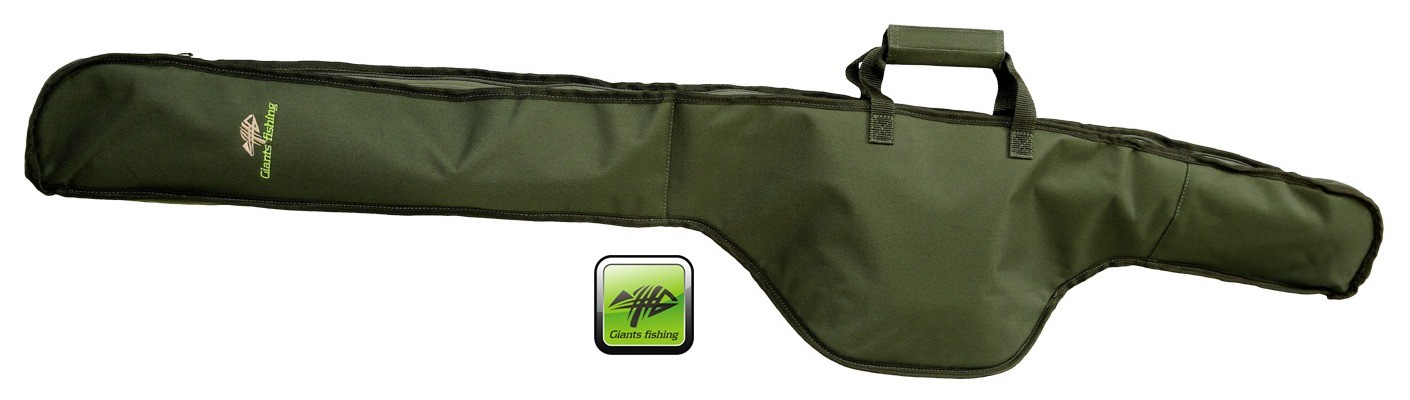 GIANTS FISHING - Pouzdro na pruty Padded Sleeves 2 Rods 135cm