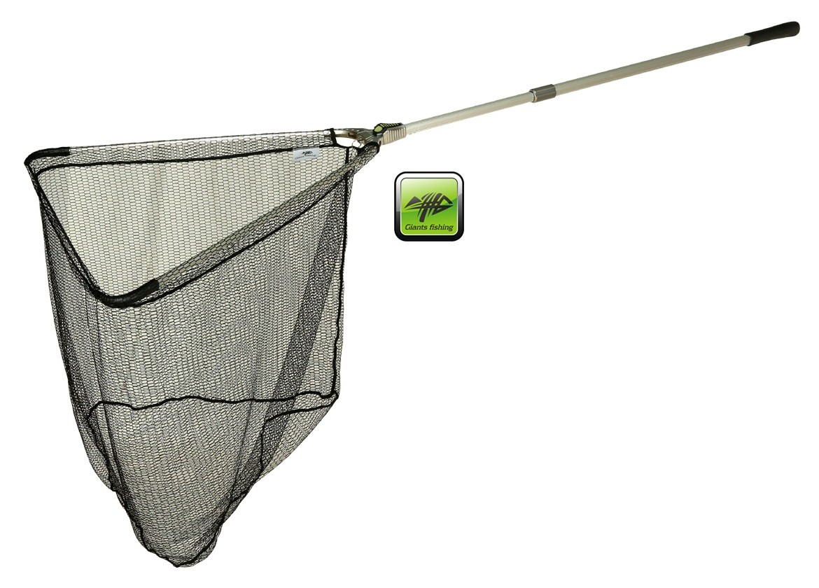 GIANTS FISHING - Podběrák Strong Alu Landing Net 2,2m / 70x70cm