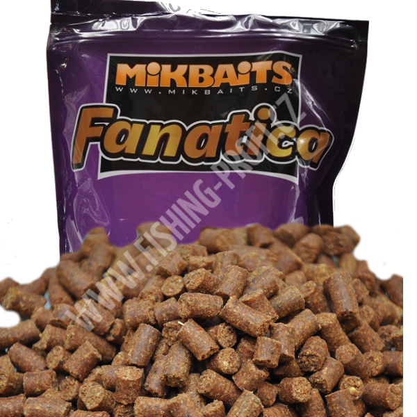 MIKBAITS - Pelety Fanatica 10mm / Koi