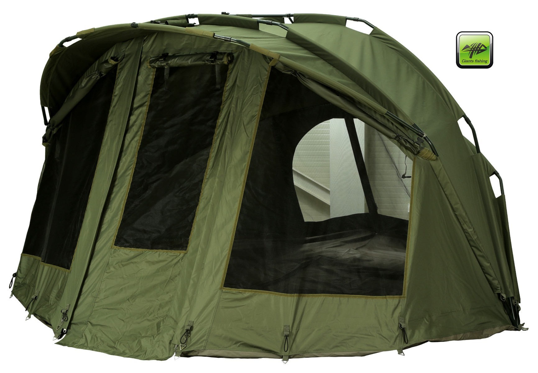GIANTS FISHING - Bivak Luxury Bivvy 2-3 Man