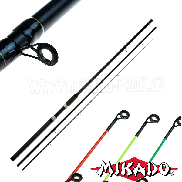 MIKADO - Prut Golden Lion Feeder 330cm / do 100gr.