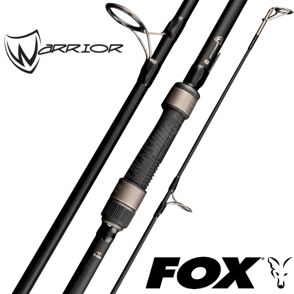 Fox Warrior S Compact 12ft / 3lbs / 3-díl