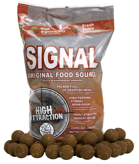 STARBAITS - Boilies Signal 20mm / 1kg