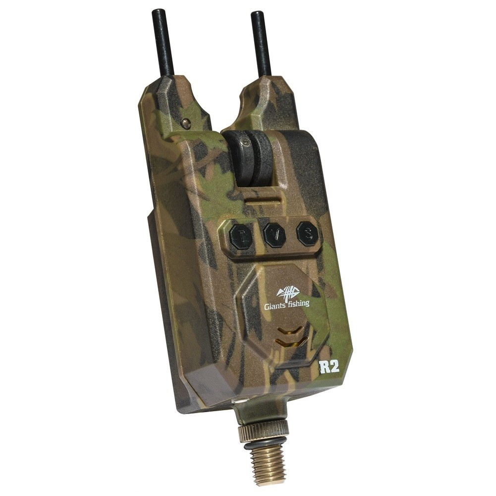 GIANTS FISHING - Signalizátor Bite Alarm R2 Camo