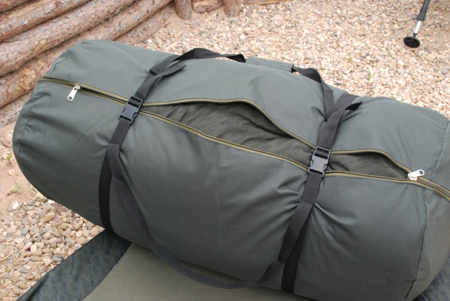 spací pytel LK Baits Camo De-Luxe Sleeping Bag