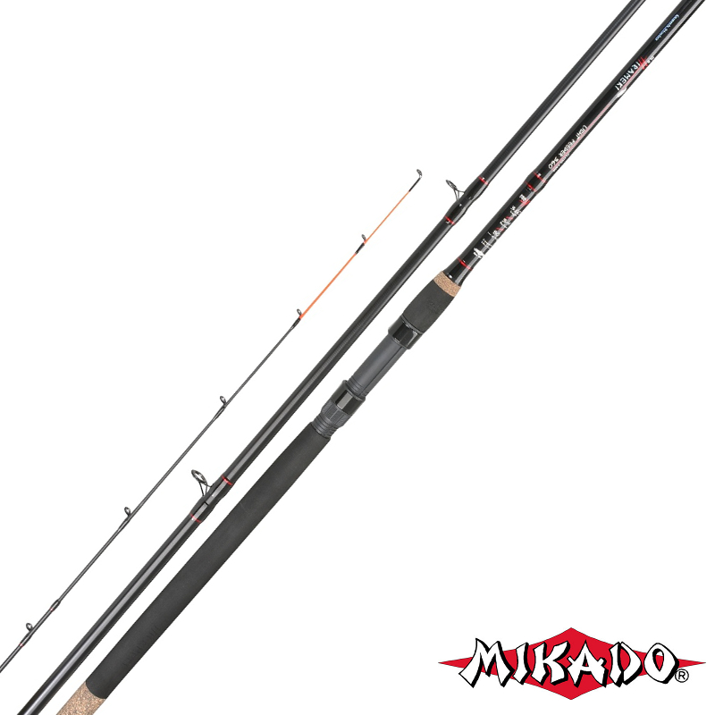 MIKADO - Prut Hirameki Fishfinder Feeder 360cm / do 90gr.
