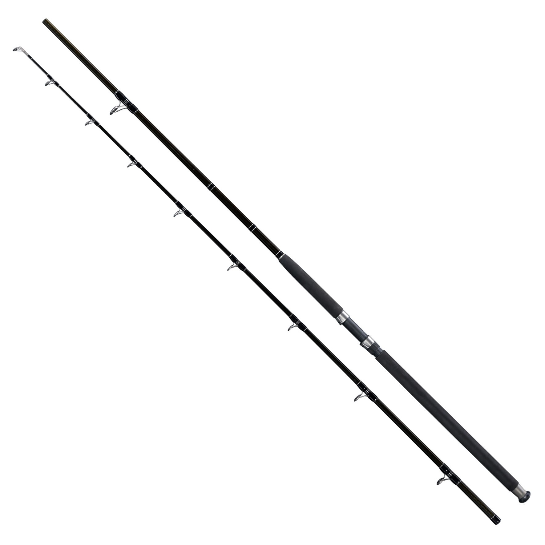 GIANTS FISHING Prut Deluxe Catfish 240cm 400g 2-díl