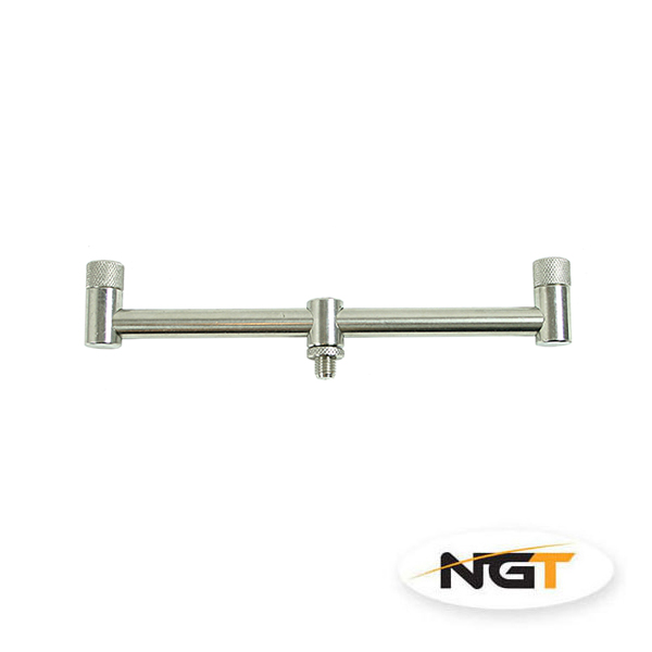 NGT - Hrazda Buzz Bar Stainless Steel 2Rod 20cm